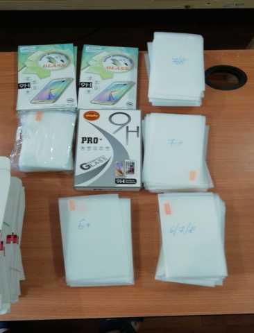 Продам Защитные стекла iPhone/SAMSUNG/Xiaomi