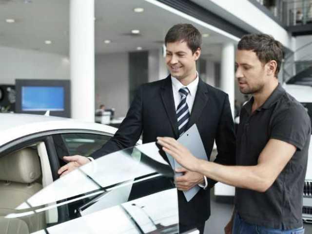 Вакансия: продавец консультант в автосалон