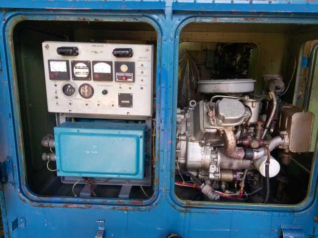 Продам: Дизельная электростанция АД – 8Т/400