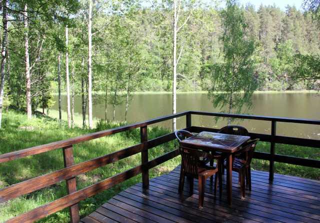 Предложение: Семейная база отдыха в Карелии