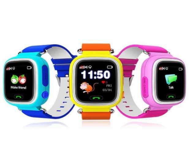 Продам: Детские умные часы Smart Baby Watch Q90