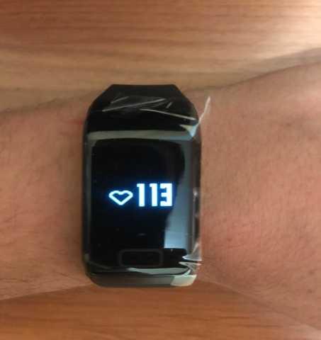 Продам: Фитнес браслет Smart Bracelet F1