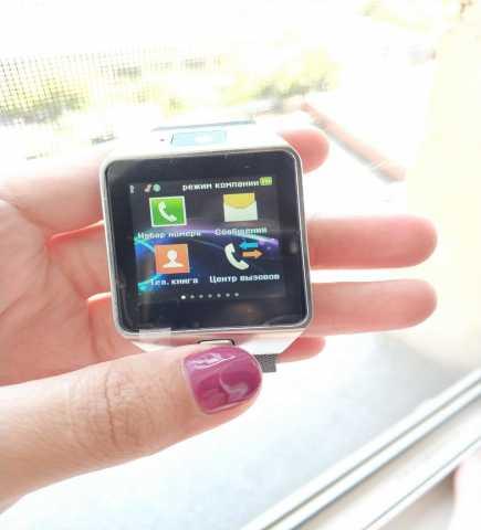 Продам Умные часы DZ09 (Smart watch) Оригинал
