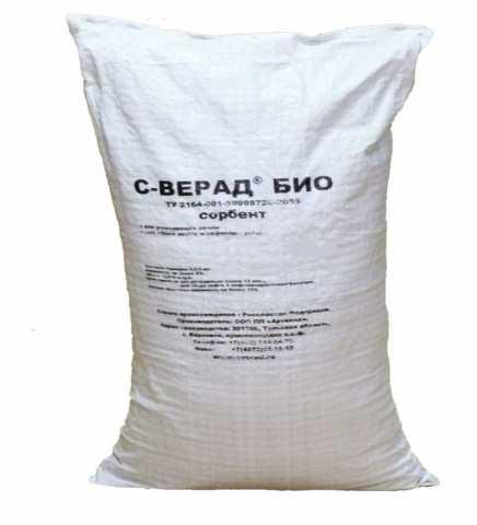 Продам Сорбент С-ВЕРАД БИО для ремедиации земли