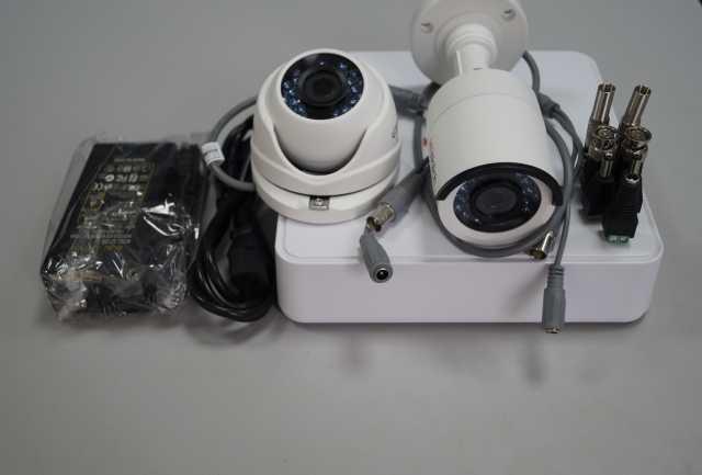 """Продам Фирменный комплект """"AHD-видеонаблюдения"""""""