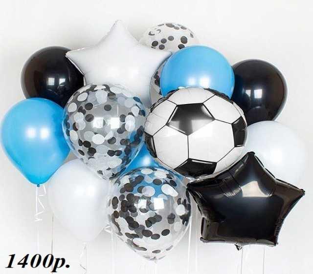 Продам Воздушные шары Футбольный мяч