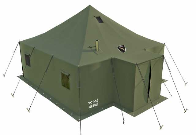 "Продам Армейская палатка ""УСТ-56"""