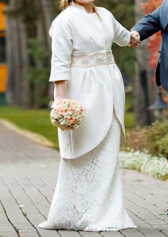 Продам Свадебное пальто
