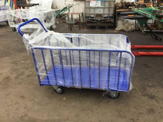 Продам тележка для перевозки длинных грузов