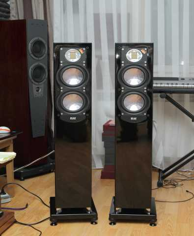 Продам акустика ELAC FS 247