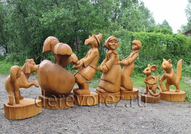 Вакансия: Резчик по дереву Скульптор
