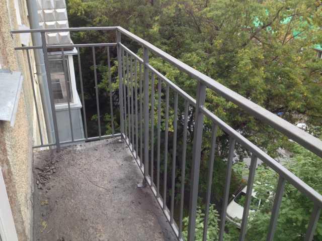 Предложение: ограждение для лоджий и балконов