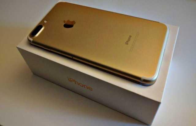 Продам iPhone 7 32 gb /Gold/