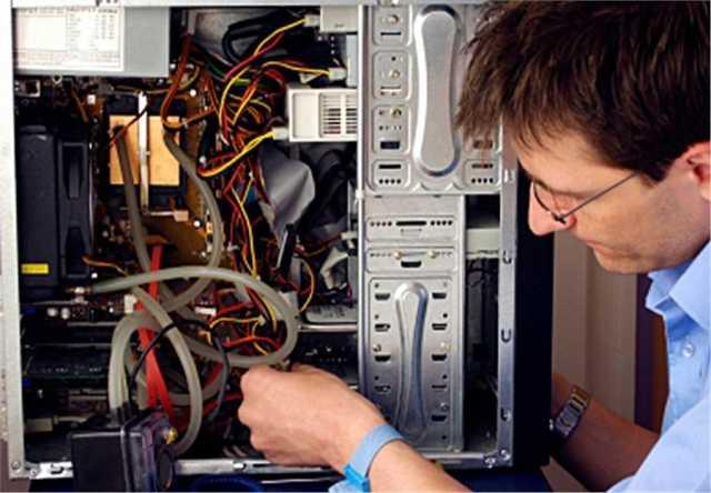 Предложение: Мастер по ремонту компьютеров с выездом