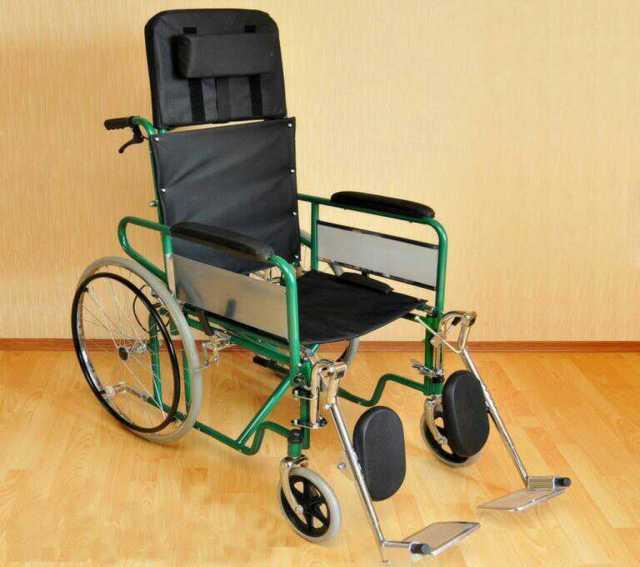 Продам Инвалидное кресло-коляска FS 902 GC-46