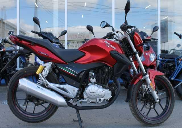 Продам Мотоцикл Премиум класса мираж 150 куб