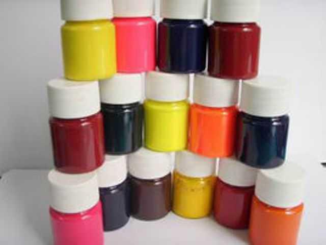 Продам Краситель для полиуретановых смол