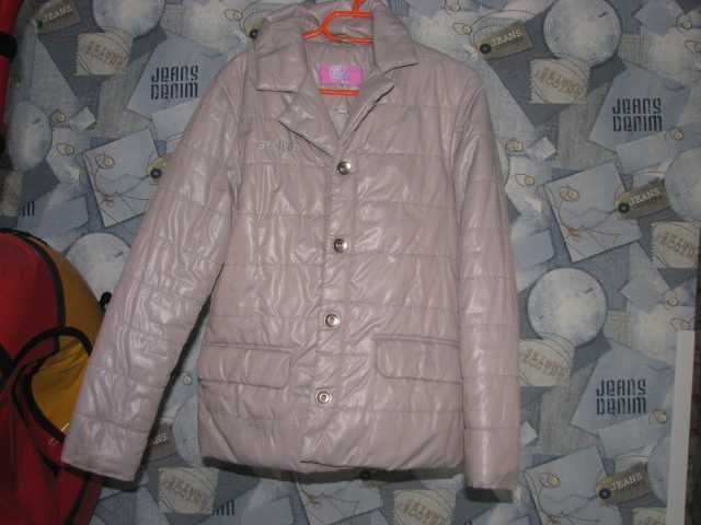 Продам Куртка легкая болоньевая на мальчика