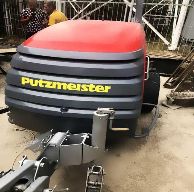 Продам Пневмонагнетатель Putzmeister M 740 D (п