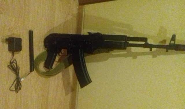 Продам Страйкбольный привод АК-74