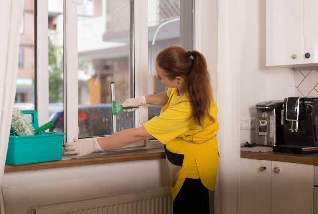 Предложение: Профессиональное мытье окон