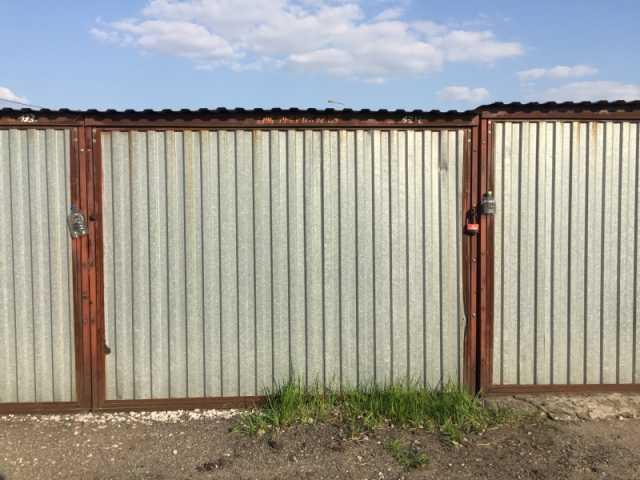 Продам гараж-ракушку на охраняемой стоянке