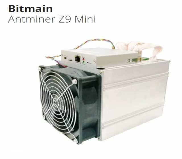 Продам Antminer Z9 mini (15kSol) Asic Equihash