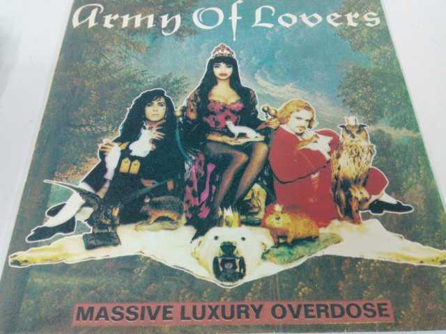 Продам Пластинка Army of lovers
