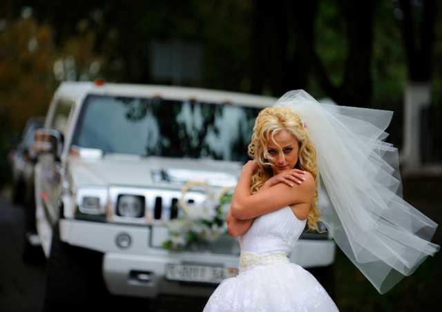 Предложение: Автомобиль хаммер на свадьбу и торжества