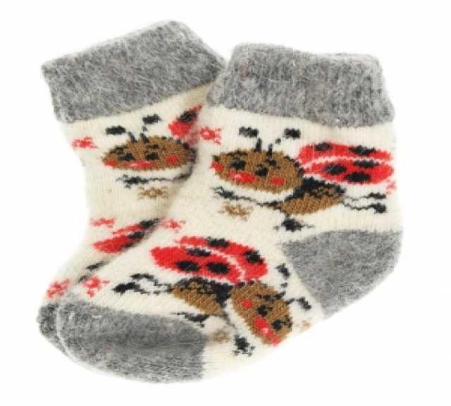 Предложение: Купить шерстяные детские носки  оптом
