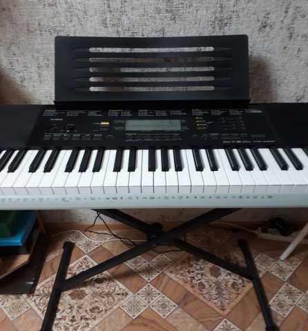 Продам Синтезатор CASIO CTK-4400