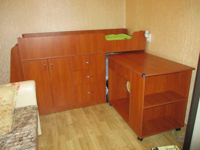 Продам: кровать-чердак детско-подростковая