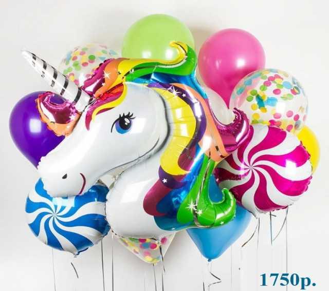 Продам Воздушные шары Единорог
