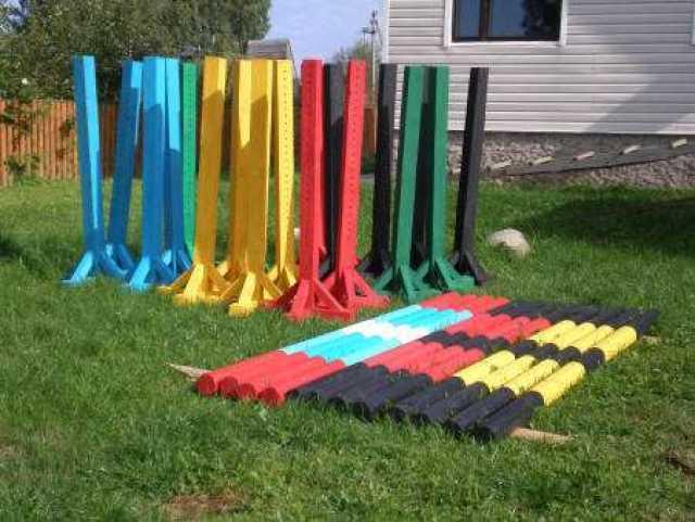 Продам Изготовление конкурных барьеров на заказ