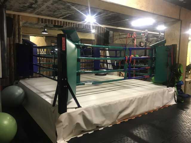 Продам боксерский ринг