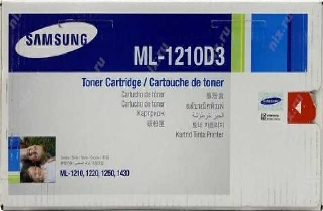 Продам Картридж Samsung ML-1210D3 для Samsung M