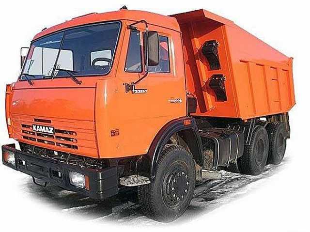 Предложение: Вывоз мусора Камаз