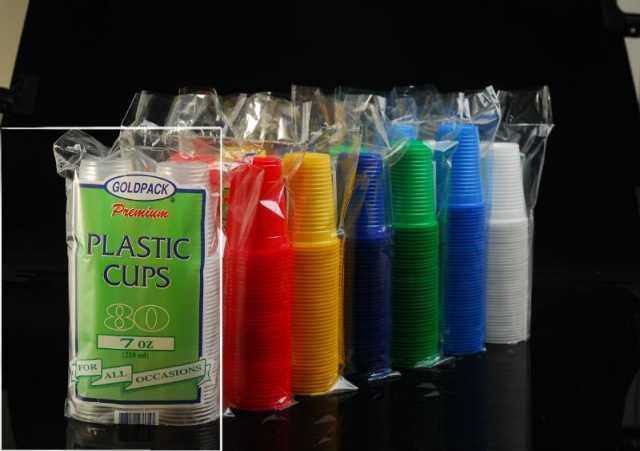 Продам Одноразовые  пластиковые стаканы