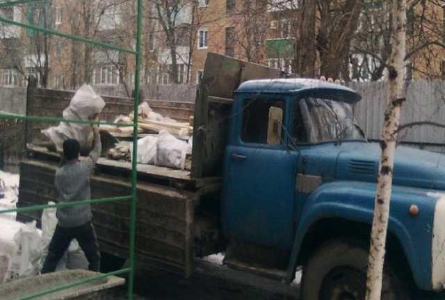 Предложение: Уборка и вывоз мусора.