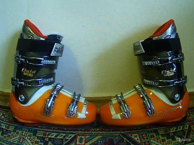 Продам горнолыжные ботинки
