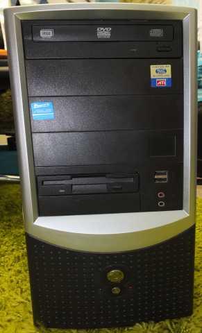 Продам Корпус Foxconn tsaa-805 420W Black/silve