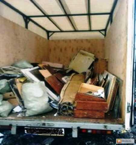 Предложение: Вывоз мусора Газелью с грузчиками