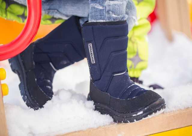 Продам Зимняя люкс обувь для детей и взрослых