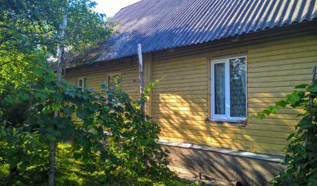 Продам: Крепкий дом под Печорами, 1,2 Га. земли