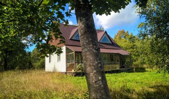 Продам: Дом на хуторе, своя газ. ветка