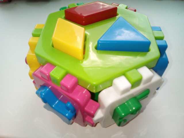 Продам Куб логический