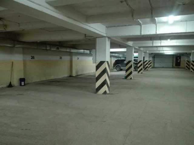 Продам парковочное место