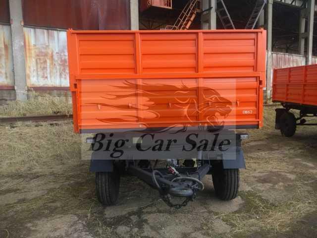 Продам самосвальный тракторный прицеп