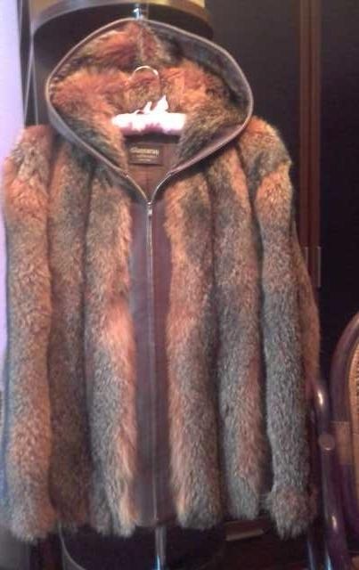 Продам Куртка меховая женская