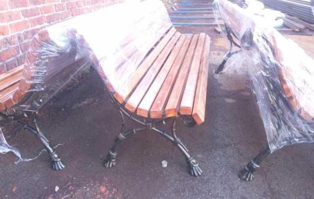 Предложение: Производим скамейки (лавки) чугунные